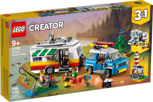 31108 LEGO® Creator Caravan Family Holiday