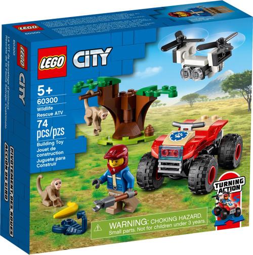 60300 LEGO® City Wildlife Rescue ATV