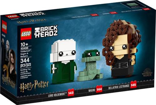 40496 LEGO® BrickHeadz™ Voldemort, Nagini & Bellatrix