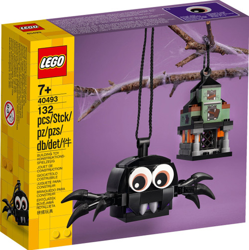 40493 LEGO® Spider & Haunted House Pack