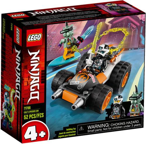 71706 LEGO® Ninjago Cole's Speeder Car
