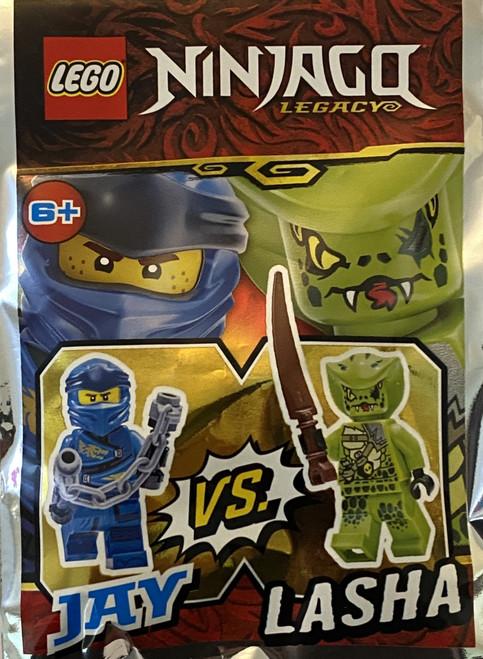 111904-2 LEGO® Ninjago Jay vs. Lasha