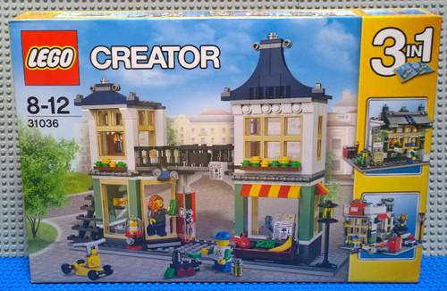 31036 LEGO® Creator Toy & Grocery Shop