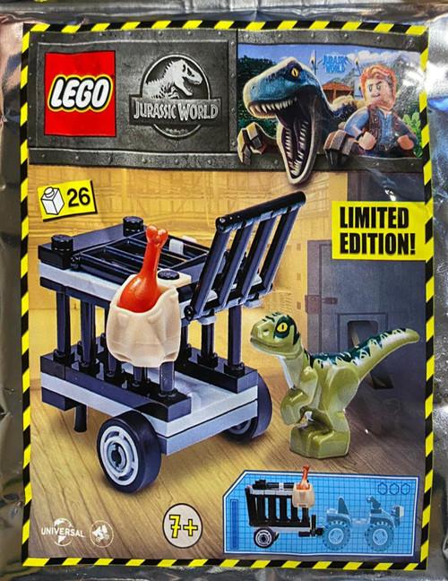 122010 LEGO® Jurassic World™ Baby Dino Transport