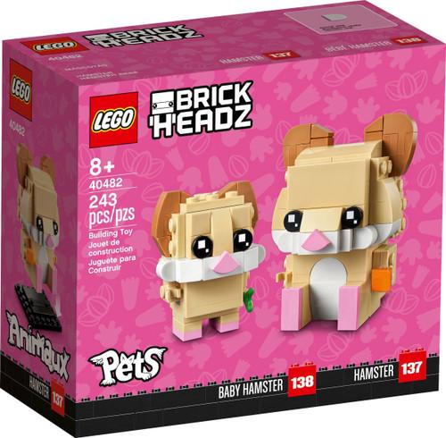 40482 LEGO® Brickheadz Hamster