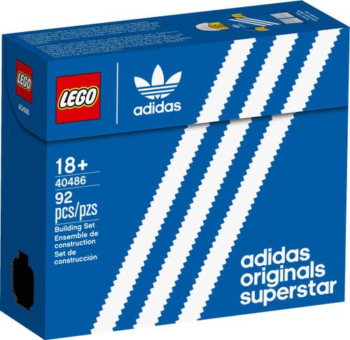 40486 LEGO® Mini Adidas Originals Superstar