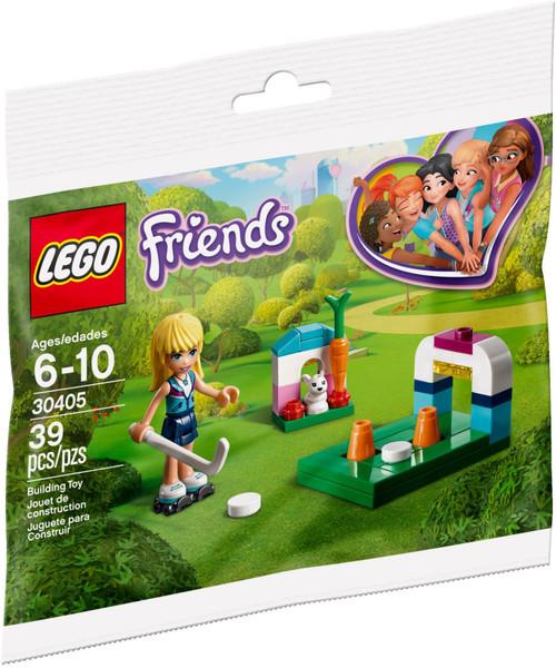 30405 LEGO® Friends Stephanie's Hockey Practice polybag