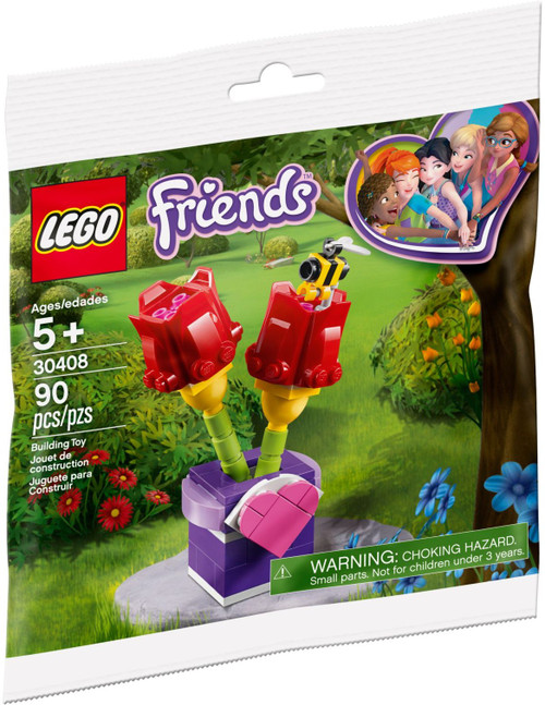 30408 LEGO® Friends Tulips polybag