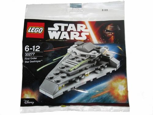 30277 LEGO® Star Wars™ First Order Star Destroyer polybag