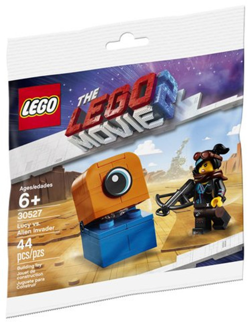 30527 LEGO® The LEGO Movie 2 Lucy vs. Alien Invader