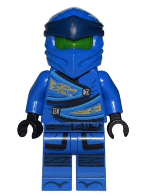 NJO669 LEGO® Jay - Legacy Dragon Suit