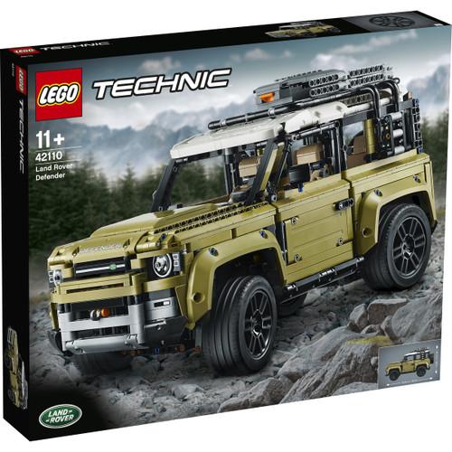 42110 LEGO® Technic® Land Rover Defender