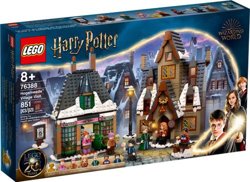 76388 LEGO® Harry Potter Hogsmeade Village Visit