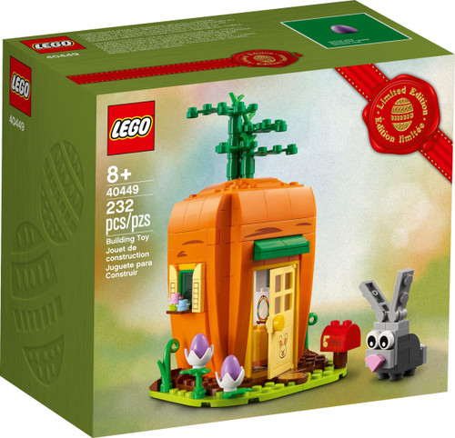 40449 LEGO® Easter Bunny's Carrot House