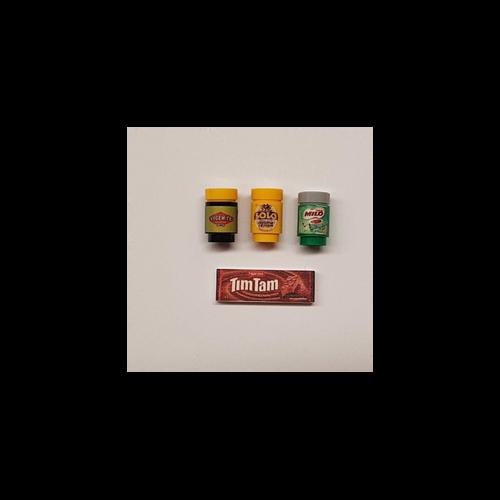 B006 LEGO® Custom Parts: Aussie Icon Pack