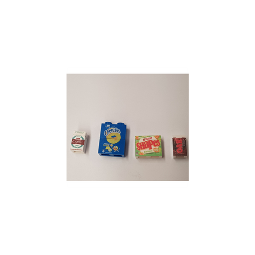 B007 LEGO® Custom Parts: Snack Pack