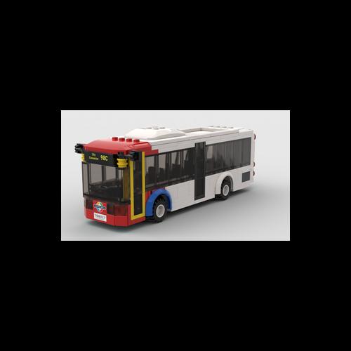 B019 LEGO® Custom Set: Adelaide Metro Bus