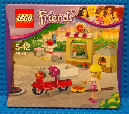41092 LEGO® Friends Stephanie's Pizzeria