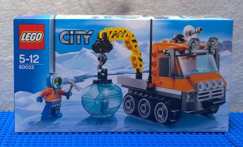 60033 LEGO® Arctic Ice Crawler