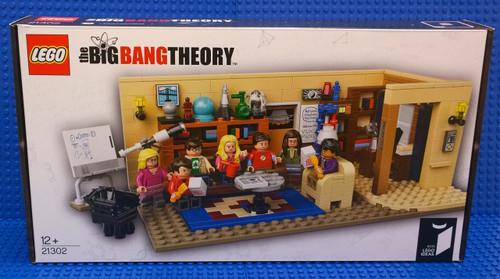 21302 LEGO® The Big Bang Theory™