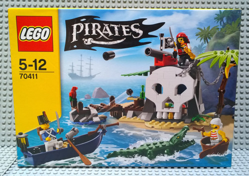 70411 LEGO® Treasure Island