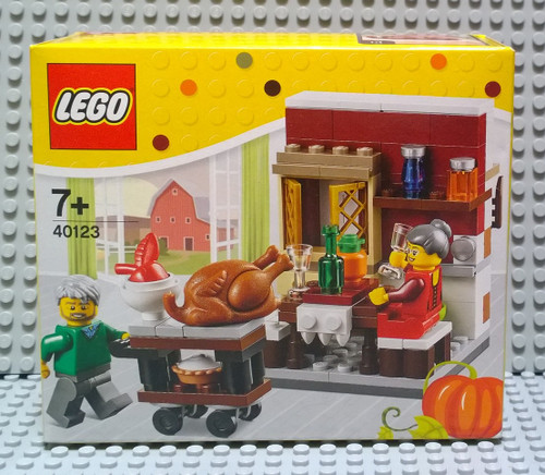 40123 LEGO® Thanksgiving Feast