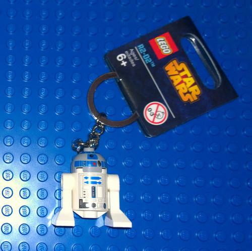 850634 LEGO® Key Chain R2-D2