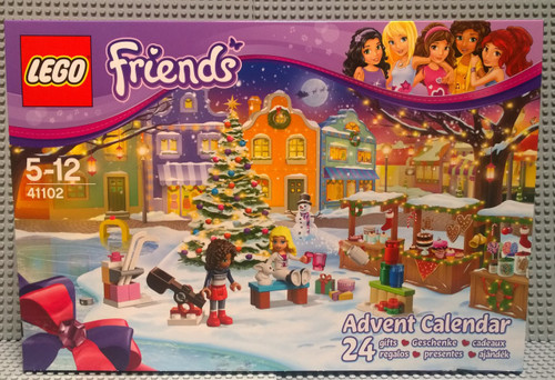 41102 LEGO® Friends Advent Calendar