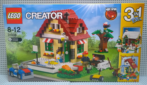 31038 LEGO® Creator Changing Seasons House