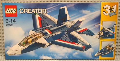 31039 LEGO® Blue Power Jet