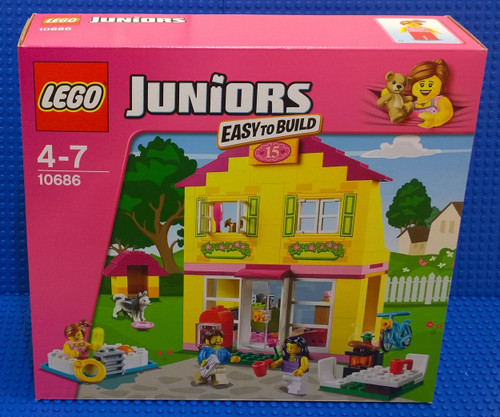10686 LEGO® Juniors Family House