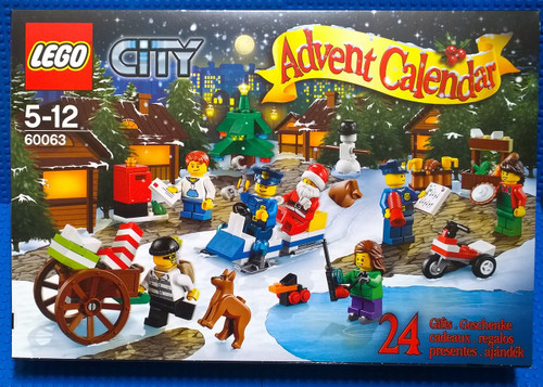 60063 LEGO® City Advent Calendar