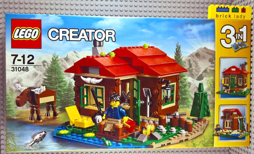 31048 LEGO® Creator Lakeside Lodge