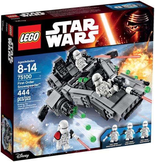 75100 LEGO® Star Wars™ First Order Snowspeeder™