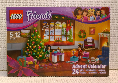 41131 LEGO® Friends Advent Calendar