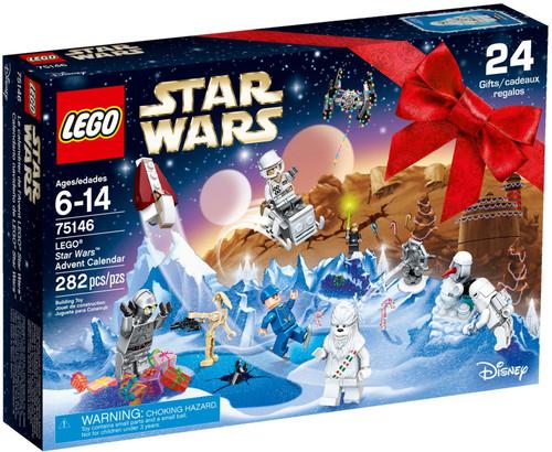 75146 LEGO® Star Wars™ 2016 Advent Calendar