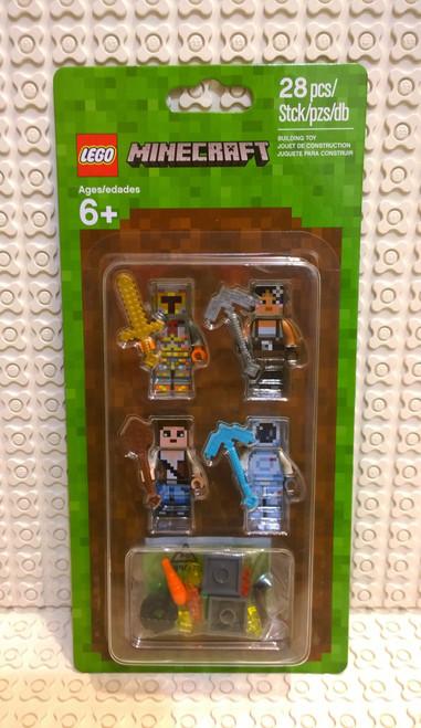 853610 LEGO® Minecraft™ Skin Pack 2