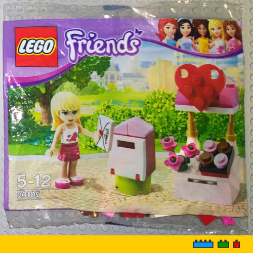 30105 LEGO® Friends™ Mailbox