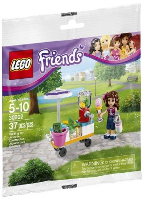 30202 LEGO® Friends™ Smoothie Stand polybag