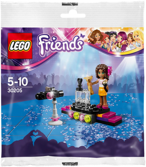 30205 LEGO® Friends™ Pop Star Red Carpet polybag