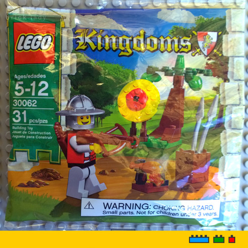 30062 LEGO® Castle Kingdoms Target Practice polybag