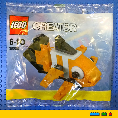 30025 LEGO® Creator Clown Fish polybag