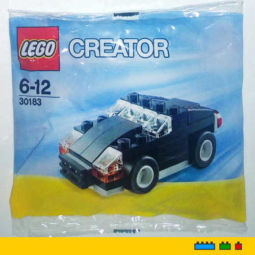 30183 LEGO® Creator Little Car polybag