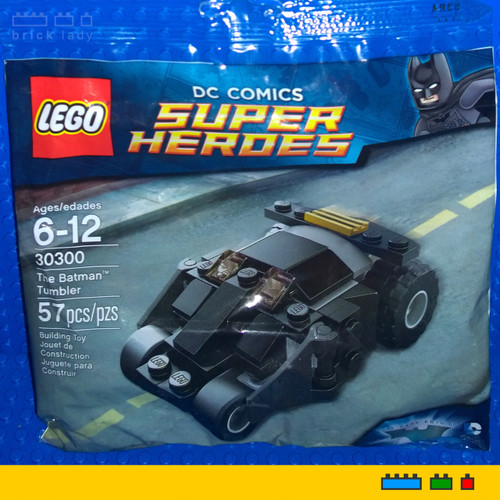 30300 LEGO® DC Comics™ The Batman Tumbler polybag