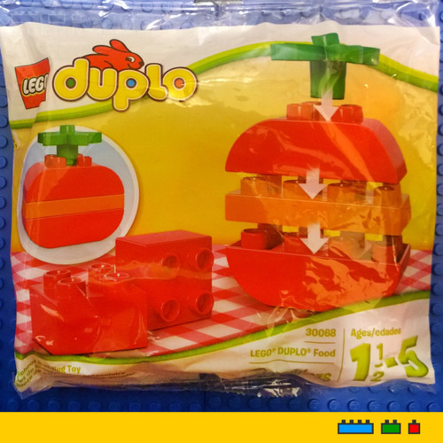 30068 LEGO® Duplo Apple polybag