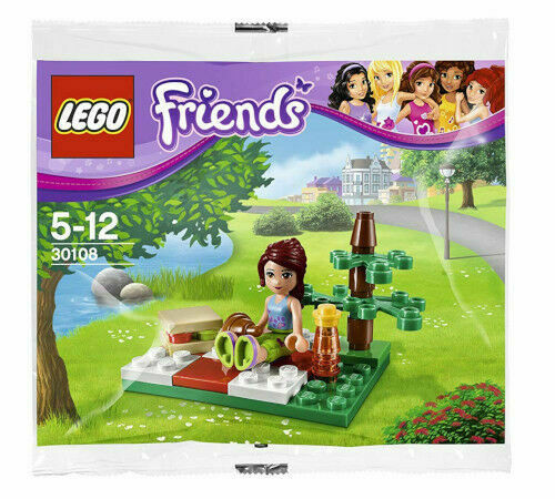 30108 LEGO® Friends Summer Picnic polybag