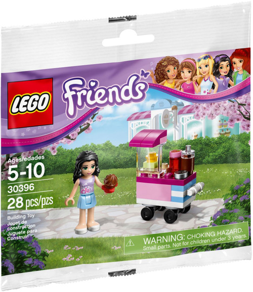 30396 LEGO® Friends Cupcake Stall polybag