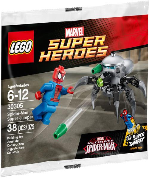 30305 LEGO® Marvel Super Heroes Spider-Man Super Jumper polybag