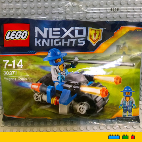 30371 LEGO® Nexo Knights Knight's Cycle polybag