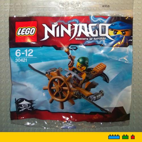 30421 LEGO® Ninjago Skybound Plane polybag